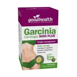 Good Health Garcinia Cambogia 9000 Plus        60 Capsules