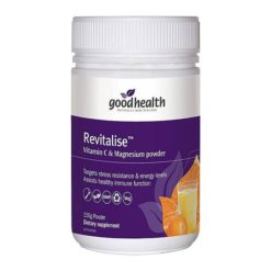 Good Health Revitalise C & Magnesium        150g