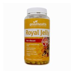 Good Health Royal Jelly        365 Capsules