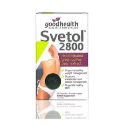Good Health Svetol 2800 - Pure Green Coffee Bean Extract        56 Capsules