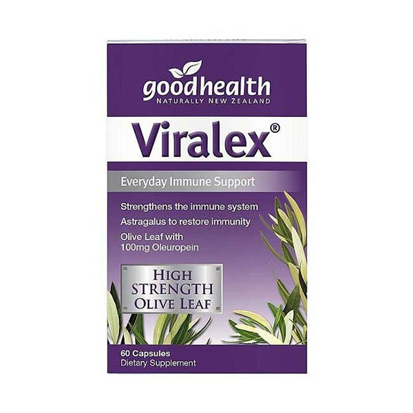 Good Health Viralex (everyday Immunity Boost)        60 Capsules