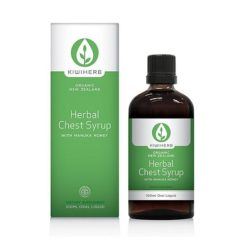 Kiwiherb Herbal Chest Syrup        200ml