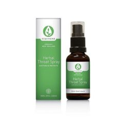 Kiwiherb Herbal Throat Spray        30ml