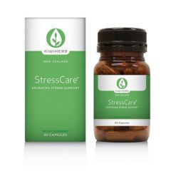 Kiwiherb Stress Care        60 Capsules
