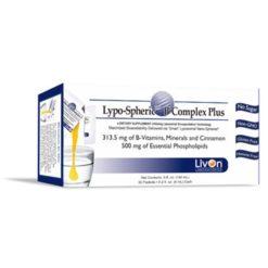 Lypo-Spheric Vitamin B Complex        30 Sachets Box