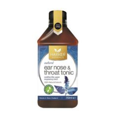 Malcolm Harker Herbals Ear Nose Throat Tonic Eutherol        500ml