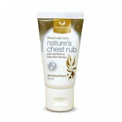 Malcolm Harker Herbals Nature's Chest Rub        50g