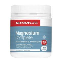 Nutra Life Magnesium Complete        50 Capsules