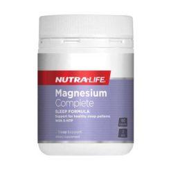 Nutra Life Magnesium Complete Sleep Formula Caps 90s        90 Capsules