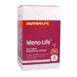 Nutra Life Meno-Life 24hr Menopause Support        60 Capsules