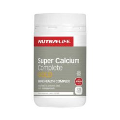 Nutra Life Super Calcium Complete Gold        60 Tablets