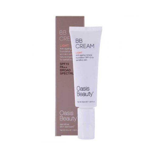 Oasis BB Cream SPF15 Light        50ml
