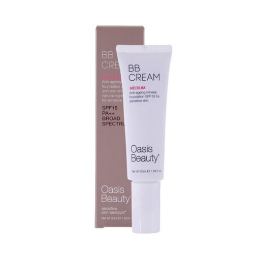 Oasis BB Cream SPF15 Medium        50ml