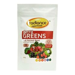 Radiance Berry Greens Powder        100g