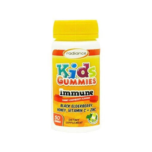 Radiance Kids Gummie Immune        50 Tablets