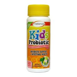Radiance Kids Probiotic Strawberry Chewable        45 Tablets