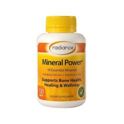Radiance Mineral Power        120 Tablets
