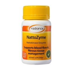 Radiance Nattozyme        120 VegeCapsules