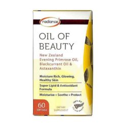 Radiance Oil Of Beauty (Evening Primrose oil)        60 Softgels