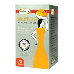 Radiance Welltrim African Mango        70 VegeCapsules