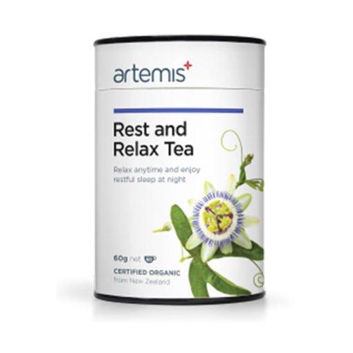 Artemis Rest & Relax Tea        60g