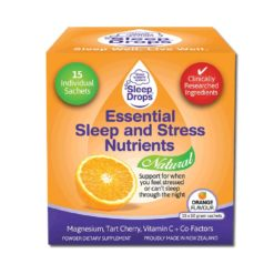 Sleep Drops Essential Sleep & Stress Nutrients        150g