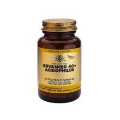 Solgar Advanced 40+ Acidophilus        60 VegeCapsules