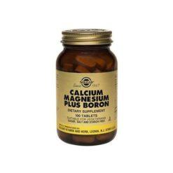 Solgar Calcium / Magnesium / Boron        100 Tablets
