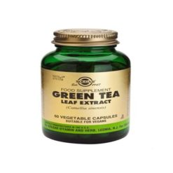 Solgar Green Tea Leaf Extract        60 VegeCapsules