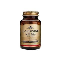 Solgar L-carnitine 500mg        30 VegeCapsules
