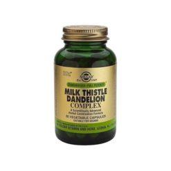 Solgar Milk Thistle / Dandelion Complex        50 VegeCapsules