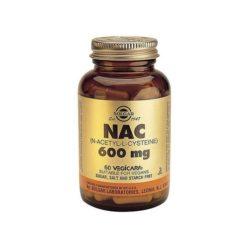 Solgar N-acetyl-l-cysteine (nac)        60 VegeCapsules