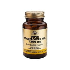 Solgar Super Gla/starflower 1300mg        30 Capsules