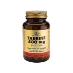 Solgar Taurine        50 VegeCapsules