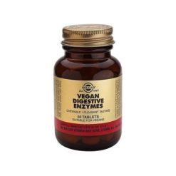 Solgar Vegan Digestive Enzymes        50 Tablets