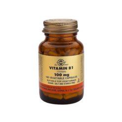 Solgar Vitamin B1 100mg (thiamine)        100 VegeCapsules