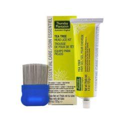Thursday Plantation Tea Tree Head Lice & Nits Kit        125g
